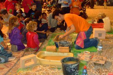 אירוע לגינה הקהילתית