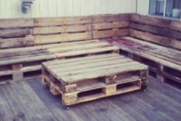 שימוש חוזר במשטחי עץ